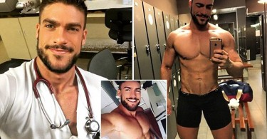 Is this the world's hottest male nurse??nnFran Suarez is a nurse, model and dancer and his racy social media images are setting pulses racing. nnFran, who is from Madrid, regularly updates his 50k followers with pictures at work, in the gym and often with very little on. nnJam Press Ltd does not hold or assert any Copyright or License in the attached image. Any fees paid to Jam Press are for Jam Press services only. Such fee does not, nor is it intended to, convey to the user any Copyright or License in the image. By publishing this image, the user expressly agrees to indemnify Jam Press against any claims, demands, or causes of action arising from, or connected in any way, with the user's publication of the image.nnContact: info@jampress.co.uk