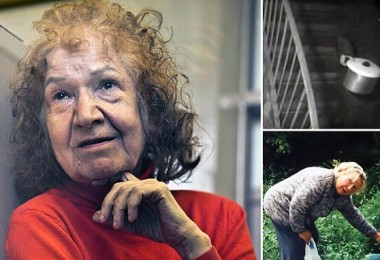 A pensioner dubbed 'Granny Ripper' who killed her elderly friend before severing her head - and boiling it in a saucepan - has been locked away for life.  Tamara Samsonova, 68, is suspected of killing up to a dozen in Vladimir Putin's home city of St Petersburg, but police admit that the true toll is unlikely ever to be known.   A judge ruled that severe mental illness absolved her of responsibility for the death of her friend Valentina Ulanova, 79, who she  sedated with a 'massive overdone' of 50 sleeping pills - crushed into a salad - before hacking her body to pieces.