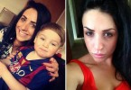 Toddler, three, was left with his dead mum's body for TWO DAYS after she suffered a fatal asthma attack Lydia Macdonald